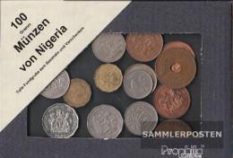 Nigeria 100 Grams Münzkiloware - Coins & Banknotes
