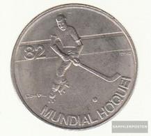 Portugal Km-number. : 615 1983 Stgl./unzirkuliert Copper-Nickel Stgl./unzirkuliert 1983 5 Escudos Hockey - Portugal