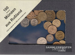 Russland 100 Grams Münzkiloware  Russia Without Soviet Union - Coins & Banknotes