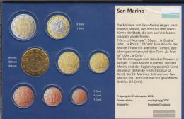San Marino SMA 6 2005 Stgl./unzirkuliert Stgl./unzirkuliert 2005 Kursmünze 50 Cent - San Marino