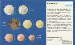 San Marino SMA 6 2014 Stgl./unzirkuliert Stgl./unzirkuliert 2014 Kursmünze 50 Cent - San Marino