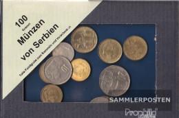 Serbia 100 Grams Münzkiloware - Coins & Banknotes
