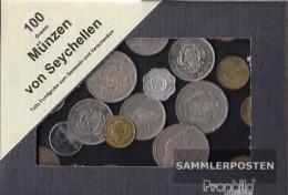 Seychelles 100 Grams Münzkiloware - Coins & Banknotes