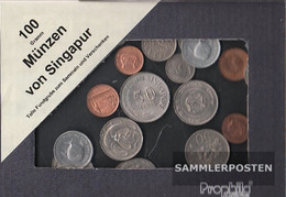 Singapore 100 Grams Münzkiloware - Coins & Banknotes