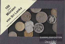 Sri Lanka 100 Grams Münzkiloware - Coins & Banknotes
