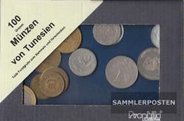 Tunisia 100 Grams Münzkiloware - Coins & Banknotes