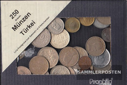 Turkey 250 Grams Münzkiloware - Coins & Banknotes