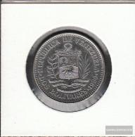 Venezuela Km-number. : 43 1990 Extremely Fine Steel, Nickel Plattiert Extremely Fine 1990 2 Bolivares Crest - Venezuela