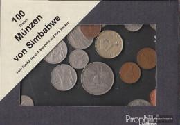 Zimbabwe 100 Grams Münzkiloware - Coins & Banknotes
