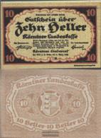 Austria Catalog-number.: 63Kärnten (S106) Kärntner Landeskasse Uncirculated 1920 10 Bright - Austria