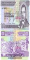 Burundi Pick-number: 37e Uncirculated 2006 100 Francs - Burundi