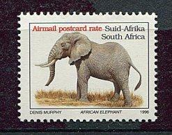 (cl 10 - P50) Afrique Du Sud ** PA N° 11 (ref. Michel Au Dos) - Elephants - - Afrique Du Sud (1961-...)