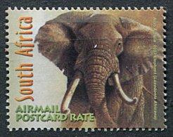 (cl 10 - P50) Afrique Du Sud ** PA N° 46 (ref. Michel Au Dos) - Elephants - - Afrique Du Sud (1961-...)