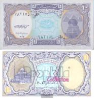 Egypt 189a Uncirculated 2000 10 Piastres - Egypt