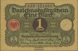 German Empire RosbgNr: 64 Uncirculated 1920 1 Mark - [ 3] 1918-1933 : Weimar Republic