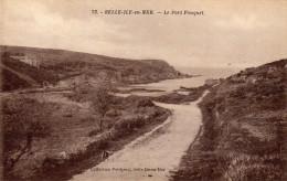 LE PORT FOUQUET - Belle Ile En Mer