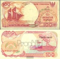 Indonesia Pick-number: 127h Uncirculated 2000 100 Rupiah Sail - Indonesia