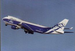 Boeing B 747-4KZF / VQ-BHE Aircraft Airways AIR BRIDGE CARGO Airines B747 Aereo Avion B.747 Aviation Aiplane AIRBRIDGE - 1946-....: Era Moderna