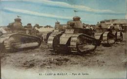 Parc De Tanks - Mailly-le-Camp