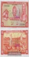 Peru Pick-number: 100c (1973) Uncirculated 1973 10 Soles - Peru