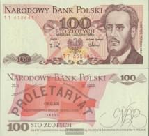 Poland 143e (1988) Uncirculated 1988 100 Zloty - Poland