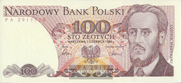 Poland Pick-number: 143e (1986) Uncirculated 1986 100 Zloty - Poland