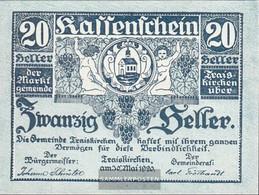 Traiskirchen Notgeld The Community Traiskirchen Uncirculated 1920 20 Bright - Austria