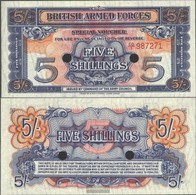 United Kingdom Pick-number: M20d Uncirculated 1948 5 Shillings - …-1952 : Before Elizabeth II