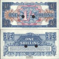 United Kingdom Pick-number: M26b Uncirculated 1956 1 Shilling - 1952-… : Elizabeth II