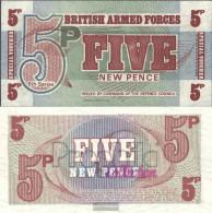 United Kingdom Pick-number: M47 Uncirculated 1972 5 New Pence - 1952-… : Elizabeth II