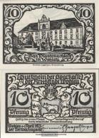 Wohlau Notgeld: 10 Pf Notgeld The City Wohlau Uncirculated 1921 10 Pfennig Wohlau - [11] Local Banknote Issues