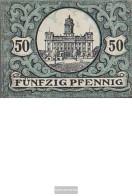 Zeulenroda Notgeld: Notgeld The City Zeulenroda Uncirculated 1920 50 Pfennig Zeulenroda - [11] Local Banknote Issues
