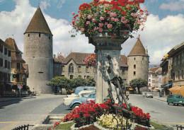 YVERDON  LE CHATEAU (chloé7) - Suisse