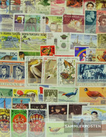 All World 1.000 Different Stamps  Overseas - Stamps