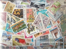 All World 500 Different Special Stamps Unmounted Mint / Never Hinged - Stamps