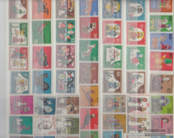 Berlin (West) 50 Different Unmounted Mint / Never Hinged Supplement Brands - Collections