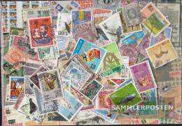 Ceylon 100 Different Stamps  Ceylon/Sri Lanka - Unclassified
