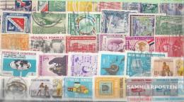 Dominican Republic 400 Different Stamps - Dominican Republic