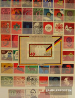 FRD (FR.Germany) 50 Different Special Stamps Unmounted Mint / Never Hinged Out The Years 1949 Until 1969 In Complete Iss - Collections