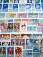Romania 400 Different  Special Stamps In Complete Expenditure - Jimmy Tousseul