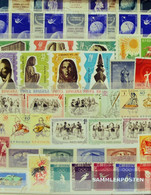 Romania 500 Different  Special Stamps In Complete Expenditure - Jimmy Tousseul