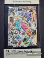 Rwanda 75 Different Stamps Unmounted Mint / Never Hinged - Ruanda-Urundi