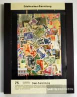Saar 75 Different Stamps - Stamps
