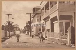 British Honduras Belize  Regent Street  Bh15 - Belize