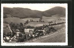 AK Westfeld, Ortsansicht Mit Bergpanorama - Allemagne
