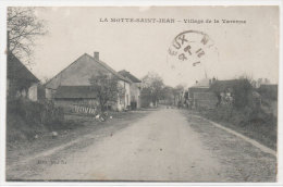 LA MOTTE SAINT JEAN - Village De LA VARENNE     (78895) - Otros Municipios