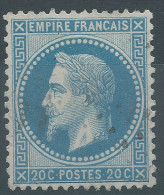 Lot N°29643    Variété/n°29, Oblit, Propre, Filet SUD - 1863-1870 Napoleon III With Laurels