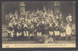 """6853-LIEGE-SOCIETE' HISTORIQUE """"LES REJETONS DES COMBATTANTS DE 1830""""-FP - Manifestations"""