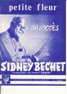 Partition Sidney Bechet : Petite Fleur - Jazz