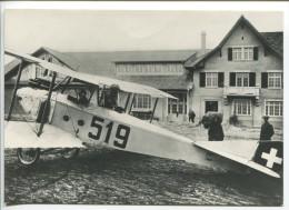 Doppeldecker Hafeli DH-3 - Swiss Commemorative Flight, 1969 - 1946-....: Ere Moderne